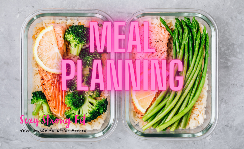 fit meal planning