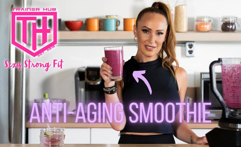 Anti-Aging Wrinkle Fighting Smoothie